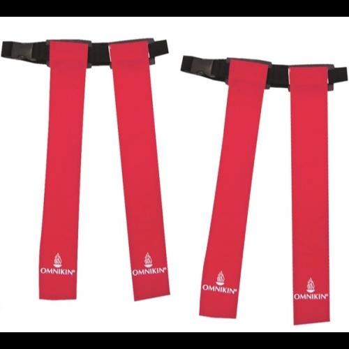 Flag/Belts Rood