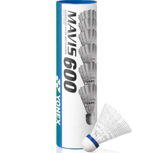 Shuttle Yonex Mavis 600 – Wit