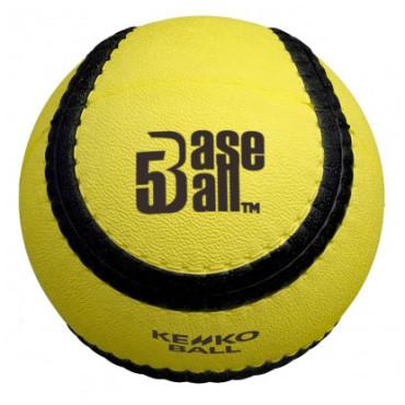 Softbal Kenko WBSC geel 66mm