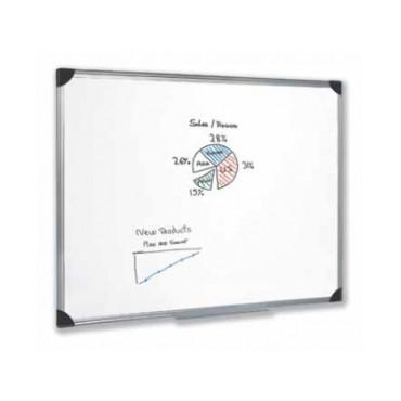 Whiteboard Magnetisch 90 x 60 cm
