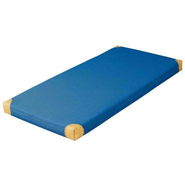 Turnmat Standaard Leren Hoek - 150 x 100 x 6 cm - Blauw