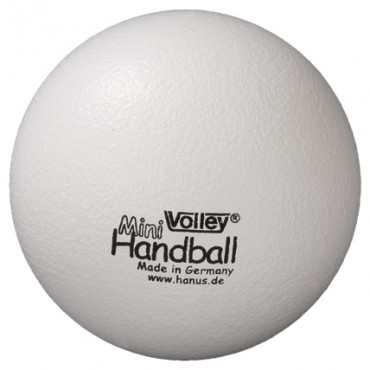 Handbal Mini Volley met huid 16 cm