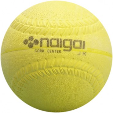 Softbal Naigai 12 Inch Geel