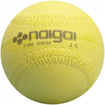 Softbal Naigai 10,5 Inch Geel