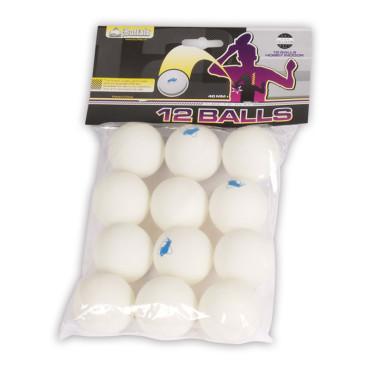 Tafeltennisballen Buffalo Hobby - 12 stuks