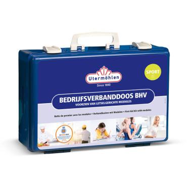 Bedrijfsverbanddoos BHV Modulair Sport