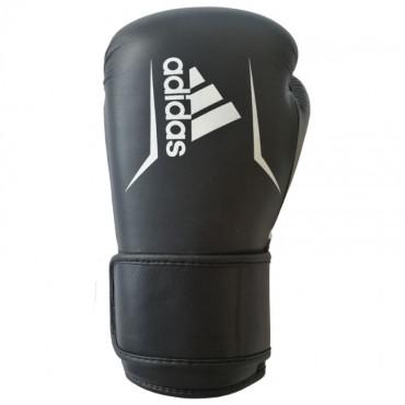 Bokshandschoenen adidas Speed 175 - Zwart-Wit - 16 oz