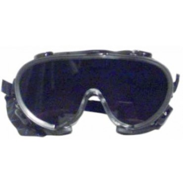 Geblindeerde bril