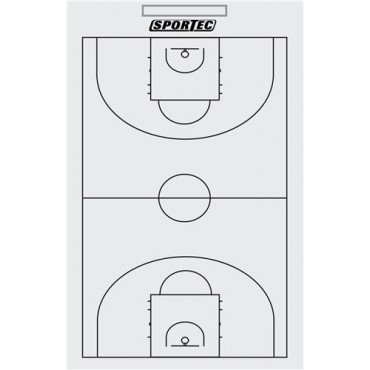 Coachbord Basketbal Light