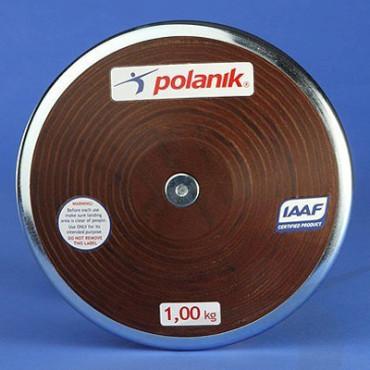 Discus Polanik Hout - 1 t/m 2 kg