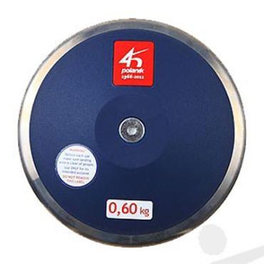 Discus Polanik Kunststof Wedstrijd - 600 gr t/m 2 kg
