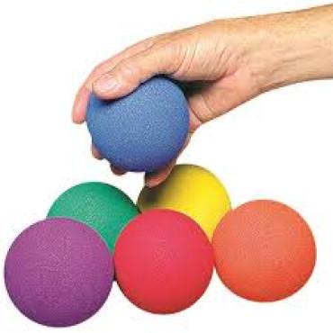 No-Bounce ballen set van 6