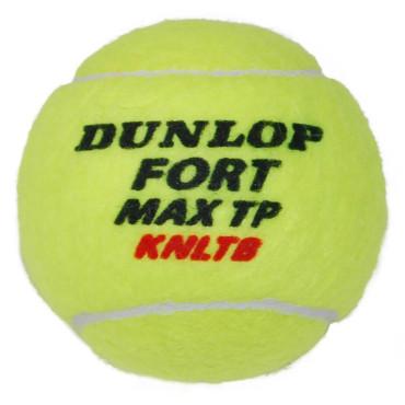 Tennisbal Dunlop Fort Max TP 4