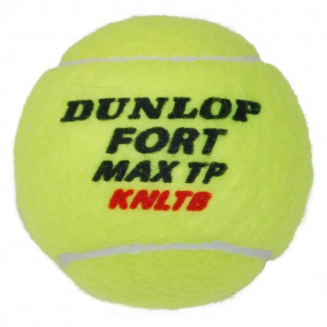 Tennisbal Dunlop Fort Max TP 3