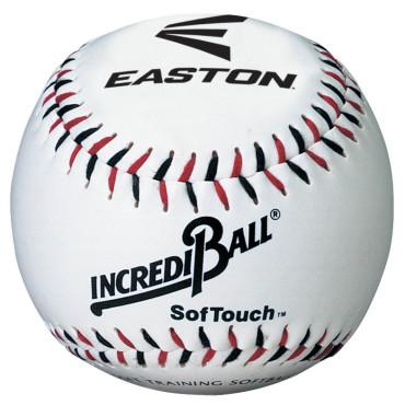 Honkbal Easton Softouch 9 Inch - Wit