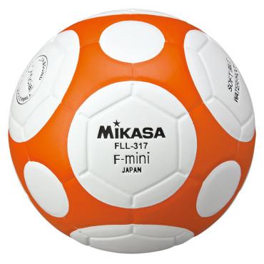 Zaalvoetbal Mikasa FLL317S-WO