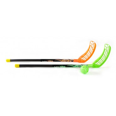 Floorball Set Realstick Tribal