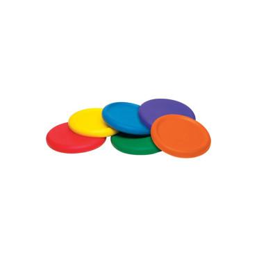 Frisbee Foam met Huid Assorti