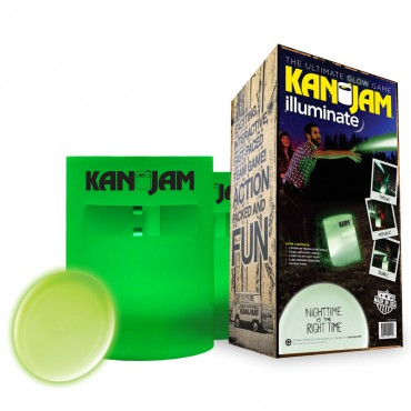 Frisbee Kanjam Illuminate Game Set