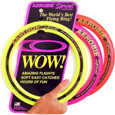 Frisbee Aerobie Sprint Ring