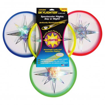 Frisbee Skylighter Aerobie