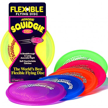Frisbee Squidgie Jelly Disc