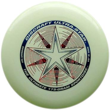 Frisbee UltraStar Nite Glo