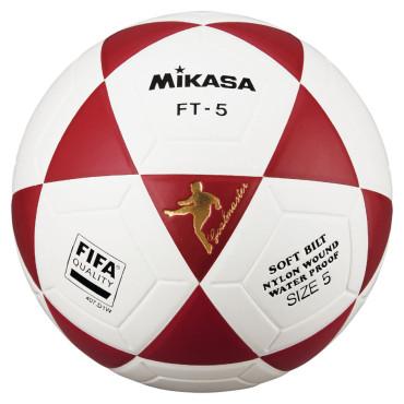 Voetbal Mikasa FT-4 Goalmaster Rood - Wit