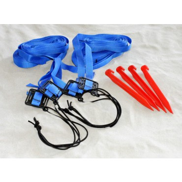 Veldbelijning 25 mm Funtec Beach Masters Set