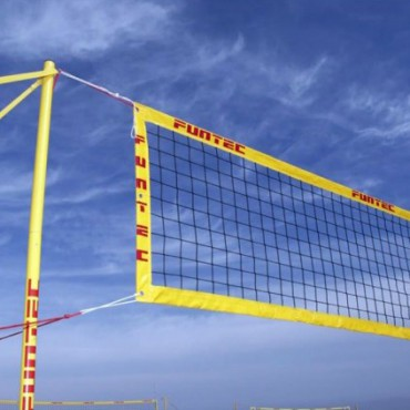 Beachvolleybalnet Pro Beach Funtec 8,5 M