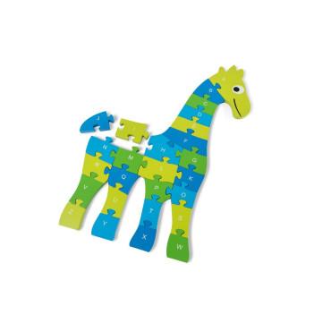 Puzzel Giraf