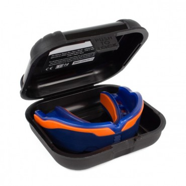 Gebitsbeschermer Makura Tephra Max SNR Navy - Oranje - Blauw