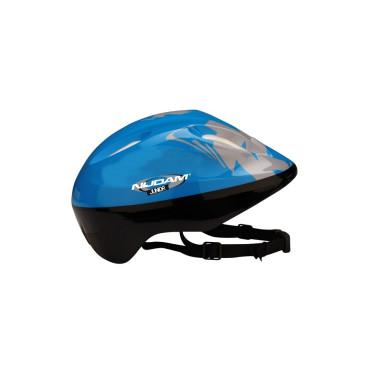 Skate/fietshelm Junior 75 CB Blauw