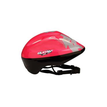Skate/fietshelm Junior 75 CB Roze