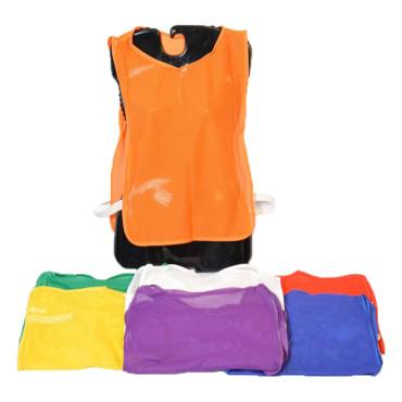 ACTIE: Hesjes Gaas Economic - Pakket 12 stuks - Maat L - blauw/groen/oranje