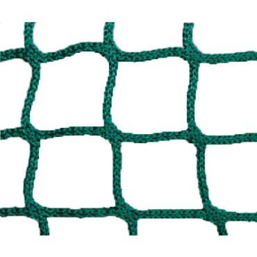Hockeydoelnet 4 mm PPM 3 x 2 x 0,8 x 1 m - Groen