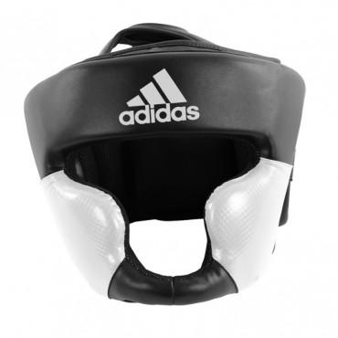 Hoofdbeschermer adidas Response 2.0 - Zwart