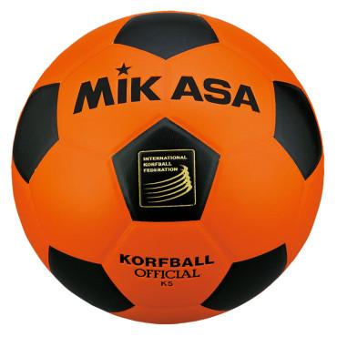 Korfbal Mikasa K3 Oranje - Zwart