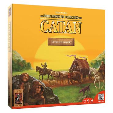 Kolonisten van Catan Kooplieden en Barbaren