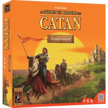 Kolonisten van Catan Steden en Ridders