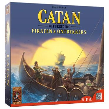 Kolonisten van Catan Piraten en Ontdekkers