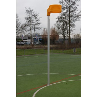 Korfbalpaal RAS t.b.v. Grondpot - 3,5 M