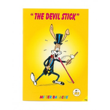 Introductieboekje Devil Stick - Engels