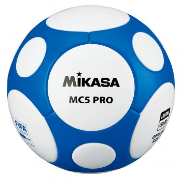 Voetbal Mikasa MC5 Pro Blauw-Wit