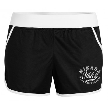 Donna short beach MT6009 zwart/wit M