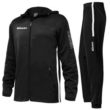 Trainingspak Mikasa MT546 Zwart - Wit XL