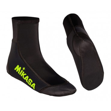 Sandsocks Mikasa Welsy MT950 Zwart - Lime