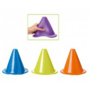 Afbakenkegel Soft 18 cm - Diverse kleuren