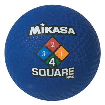 Playgroundbal Mikasa P850 Blauw