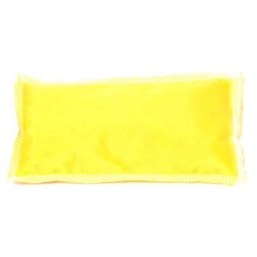 Pittenzak 15 x 10 cm - Geel